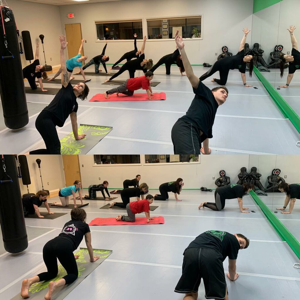 Affinity Yoga Class