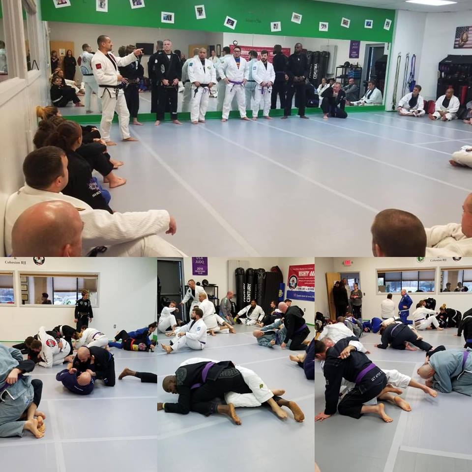 Affinity BJJ Class Picture