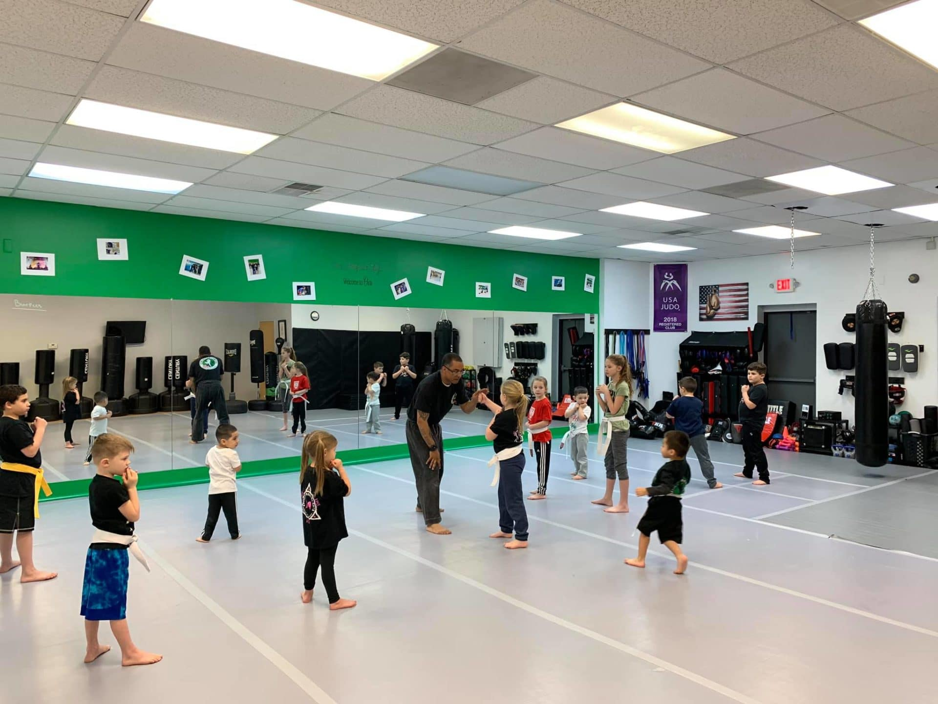 Affinity Junior Martial Arts Class