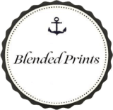 Blended Prints Logo